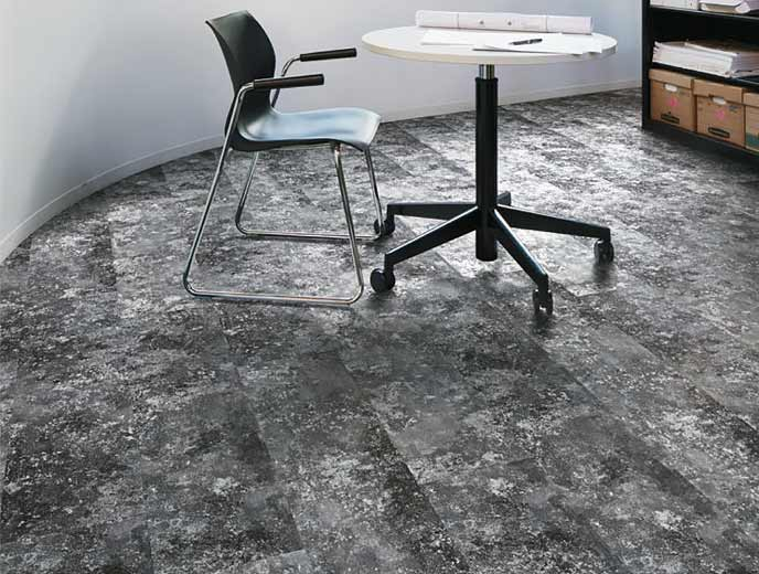 LVT Boundary Metallics 